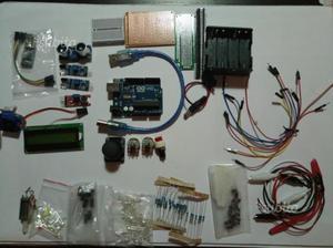 Mega Kit Arduino completo