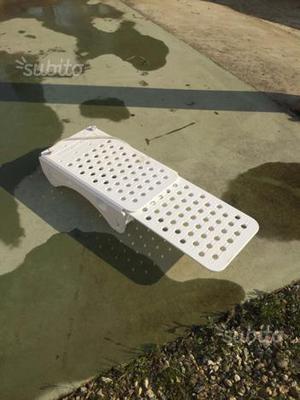 Scivolo per piscina posot class for Scivolo chicco usato