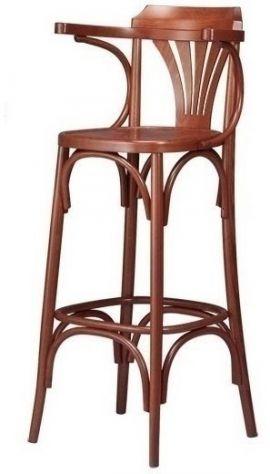 Sedie bistrot sgabelli bistrot in faggio sedile legno,