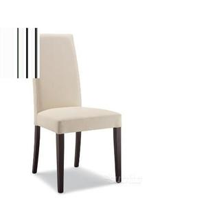 Sedie da sala ristorante in legno con seduta e schienale