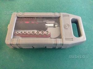 Set chiavi a bussola 13mm