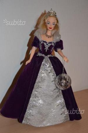 Holiday Barbie Special Edition Millennium Princess