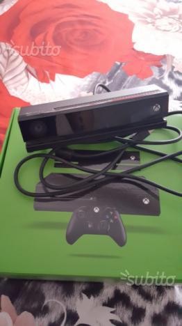 Kinect per xbox one come nuova