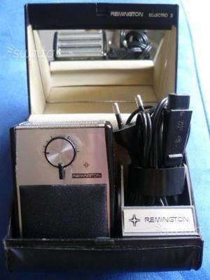 Rasoio elettrico Remington anni 70