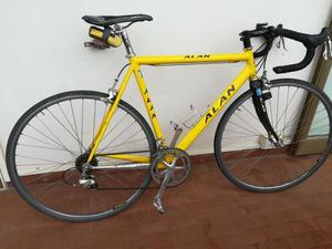 Bici da corsa ALAN ALLUMINIO+CARBONIO