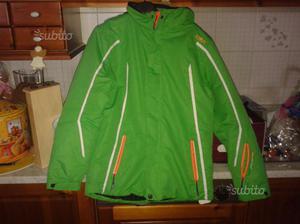 Giubbotto da sci/giacca a vento CMP clima protect