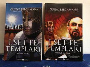 I sette templari vol.1 & 2 - Guido Dieckmann