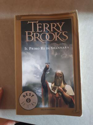 IL PRIMO RE DI SHANNARA di Terry Brooks Best Seller Oscar