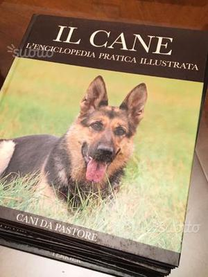 Il Cane Enciclopedia pratica illustrata 30 volumi