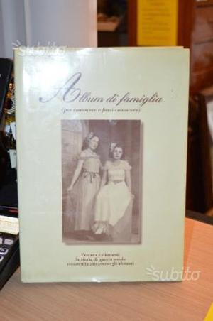 Libro su Pescara Album di famiglia