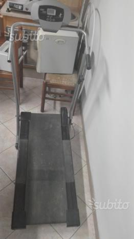 Tappeto meccanico walking posot class - Tappeto elettrico usato ...