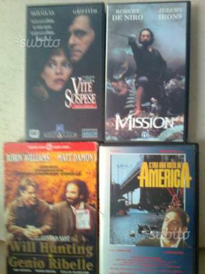 4 VHS DRAMMA