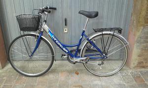 Bicicletta city bike Donna-Uomo