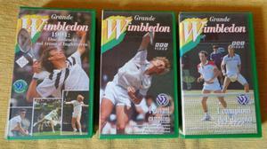 Il Grande Wimbledon - 3 VHS  BBC