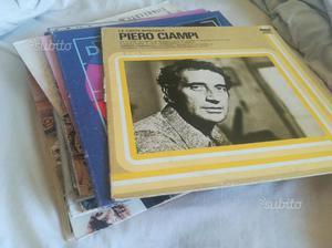 Molti LP 33 giri italiani e stranieri