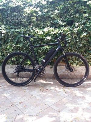 Bici elettrica mtb nuova carbonio