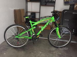 Bicicletta Mountain Bike Uomo 26""