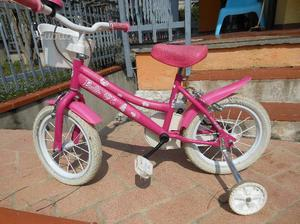 Bicicletta bambina 14'' Barbie