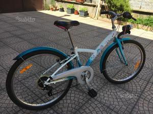 Bicicletta bambina 24