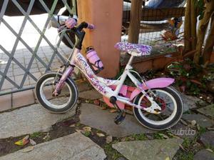 Bicicletta bambina 3-5 anni