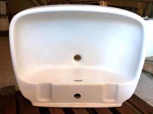 POZZI GINORI Lavabo bagno in ceramica Serie Square Pozzi