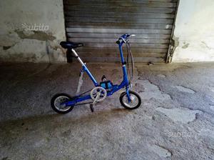 Bici pieghevole car bike posot class for Bici pieghevole elettrica usata