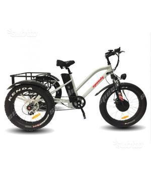 Bici Elettrica pedalata assistita fat 48v 500w 250