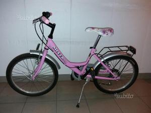 Bicicletta Bimba 6-10 anni