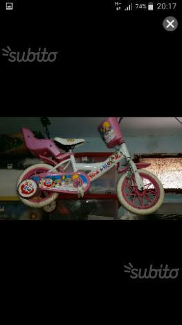 "Bicicletta bambina 12"""