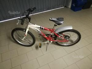 Bicicletta da mountain bike