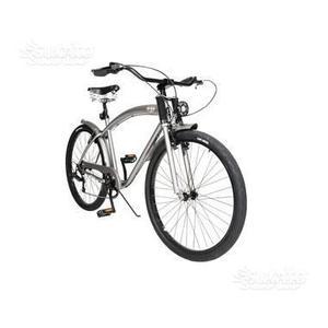 Bicicletta sportiva Caffè Racer a 6 rapporti Nuova