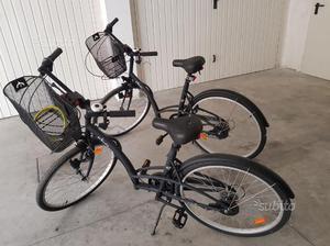 Coppia di bici da passeggio