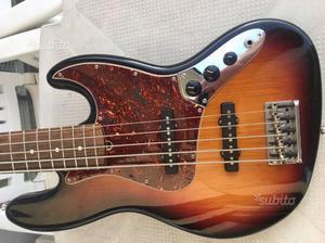 Fender Jazz Bass American Standard  corde