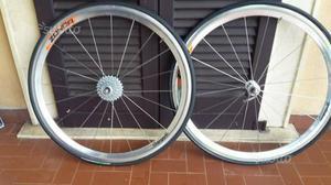 Ruote bici da corsa vintage CAMPAGNOLO ZONDA