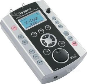 V Expressions per batteria Roland TD 9