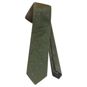 cravatta gucci col. kaki