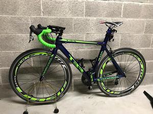 Bici corsa TBR full carbonio