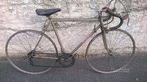 Bici da corsa vintage fine anni 60