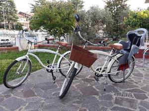 Bici uomo/ bici donna