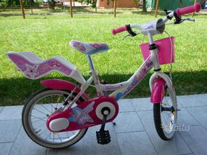 """Bicicletta bambina 14"""" Lombardo"""
