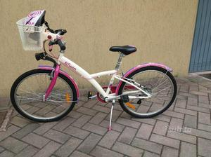 Bicicletta per bambina dai 7 anni
