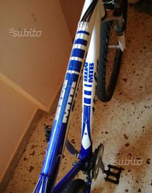 MTB Atala STRATOS 28 come nuova Colore Bianco e Bl