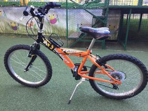 Mtb mountain bike bambino 20""