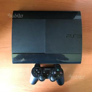 PS3 Ultraslim 500gb