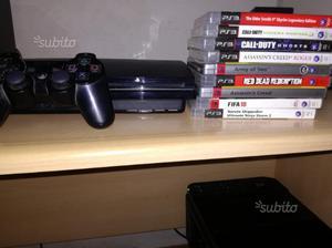Playstation 3 Slim 250 GB GIOCHI