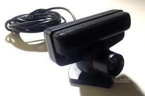 Telecamera originale sony playstation 3 ps3 come n
