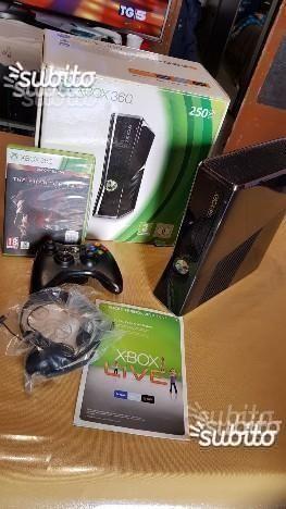 Xbox 360 slim come nuova
