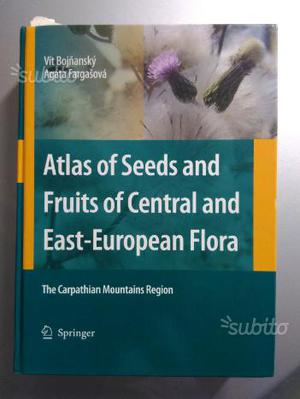 Atlas of Seeds and Fruits of Central and East-Euro