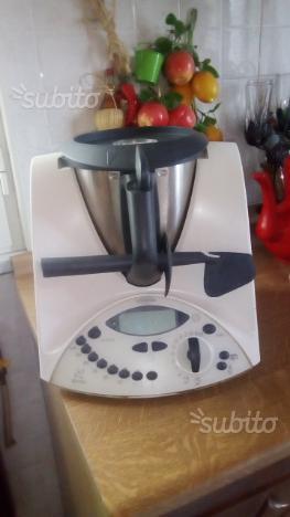 Robot da cucina bimby thermomix tm rigenerato posot class - Bimby da cucina ...