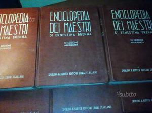Enciclopedia Dei Maestri